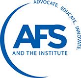 American Foundry Society logo.