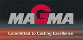 MAGMA logo.