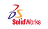SolidWorks logo.